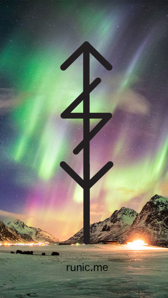 bind runes ยันต์อักษรรูนส์